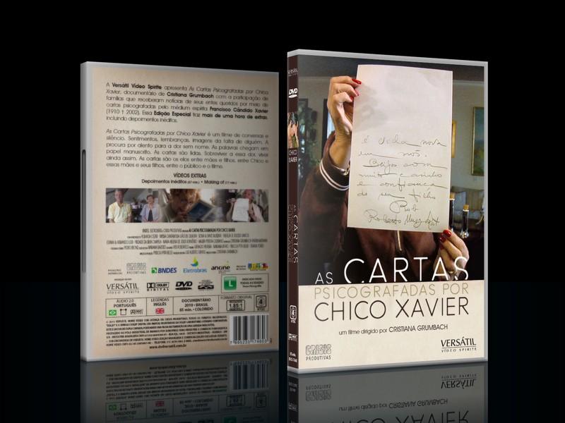 filme as cartas psicografadas por chico xavier