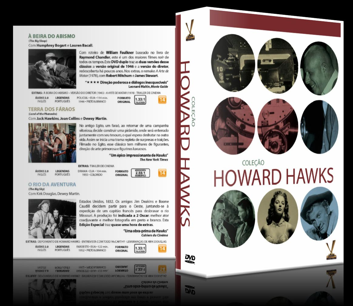 colecao howard hawks