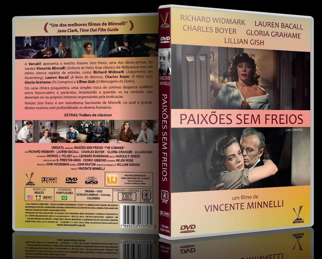 paixoes sem freios dvd