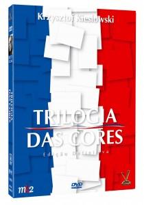 Trilogia das Cores digibook 3D