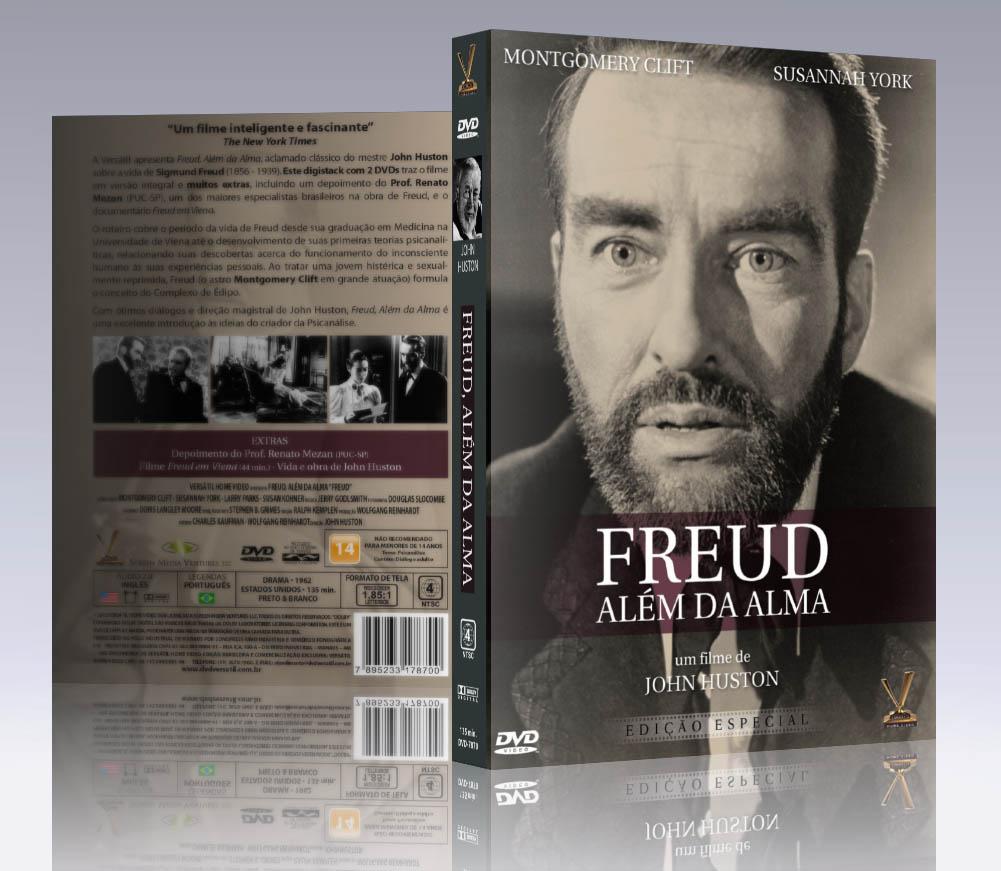 Freud Alem Da Alma Versatil Home Video