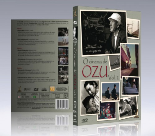 O Cinema de Ozu - Vol 2