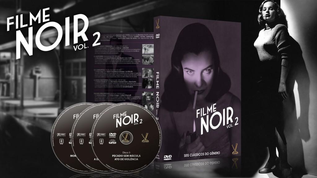 Filme Noir - Vol. 2