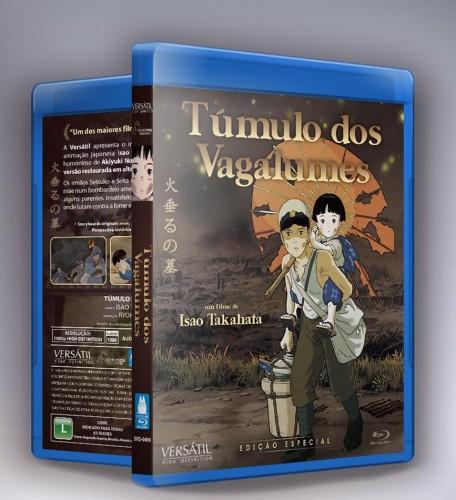 tumulo dos vagalumes bd
