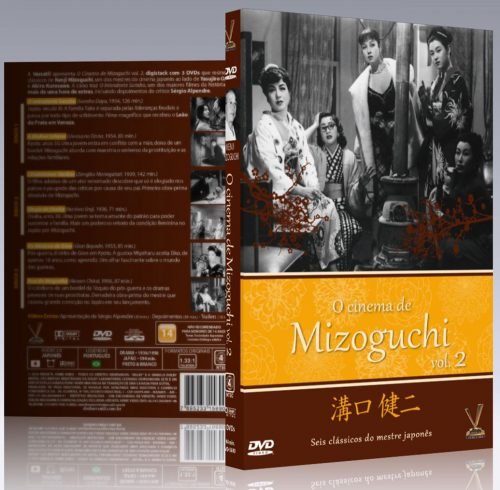O Cinema de Mizoguchi - Vol. 2