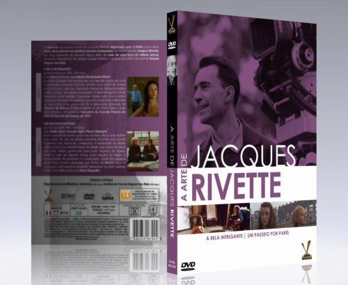 A ARTE DE JACQUES RIVETTE