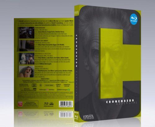Cronenberg Essencial