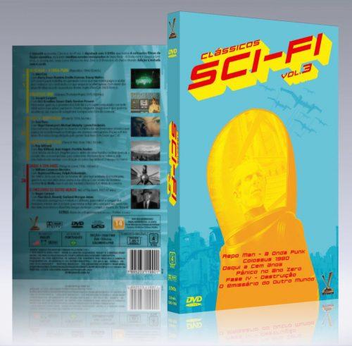 Clássicos Sci-Fi - Vol. 3