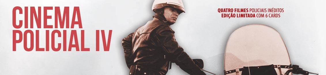 Cinema Policial 4 – lançamento