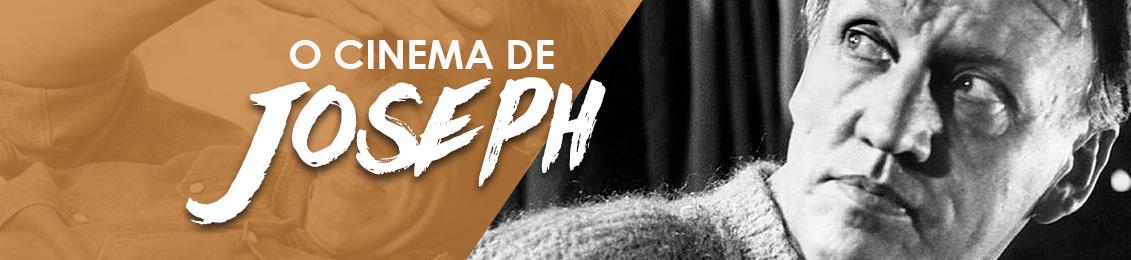 O Cinema de Joseph Losey – lançamento