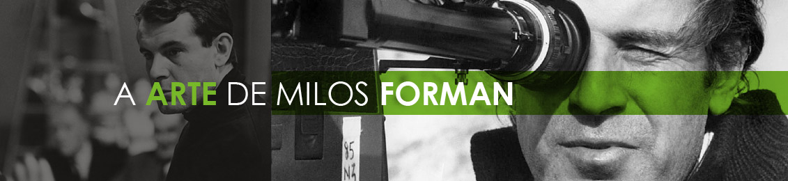 A Arte de Milos Forman – lançamento – exclusivo loja virtual
