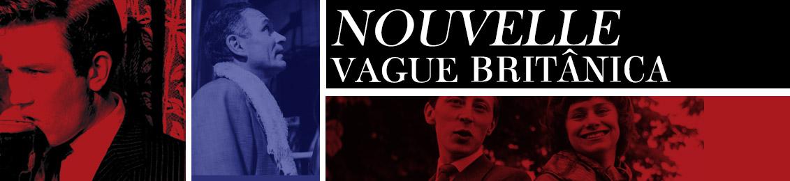 Nouvelle Vague Britânica – lançamento