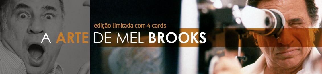 A Arte de Mel Brooks – lançamento – exclusivo loja virtual