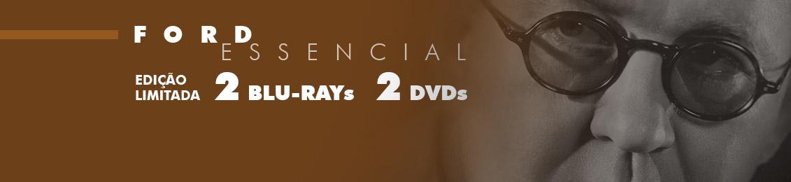 Blu-ray: Ford Essencial – lançamento – exclusivo loja virtual
