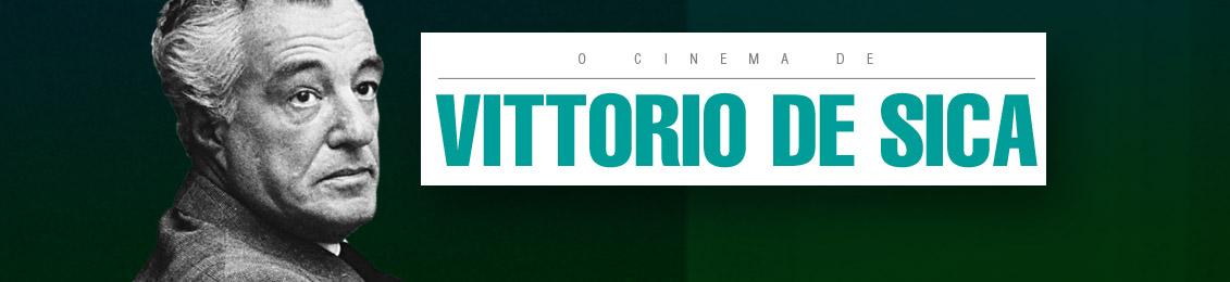 O Cinema de Vittorio De Sica – exclusivo loja virtual