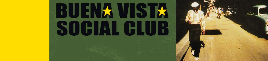 Blu-ray: Buena Vista Social Club – exclusivo loja virtual