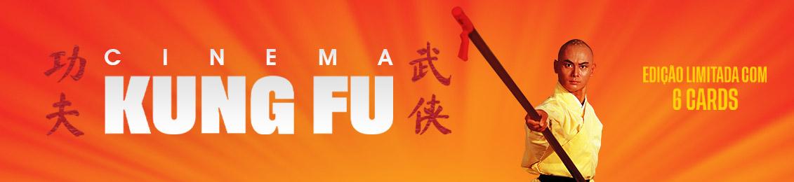 Cinema Kung Fu – exclusivo loja virtual
