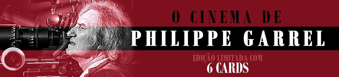 O Cinema de Philippe Garrel – exclusivo loja virtual